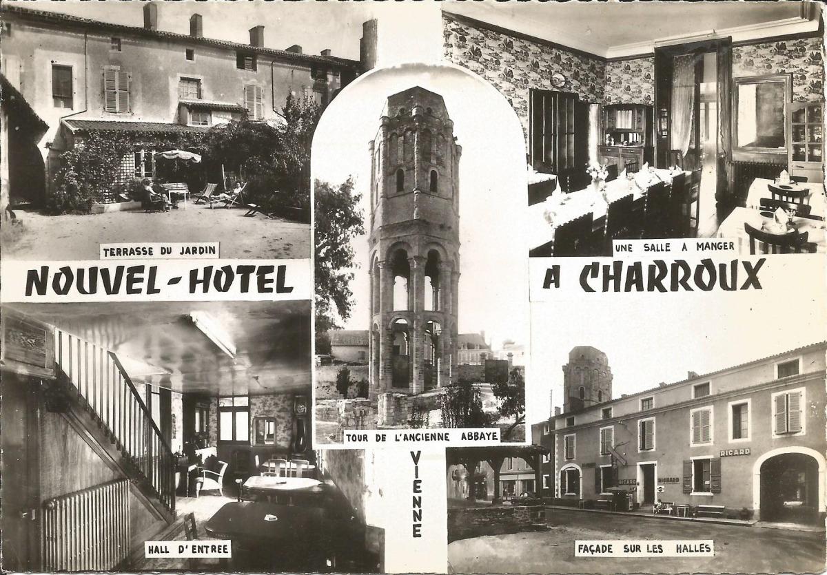 maison coutant vers 1960