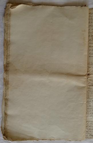 CHARROUX ABBAYE RECETTES 1770 - Coll ©KARROFUM all   061